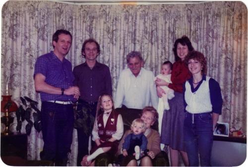 The Handys 1983